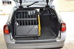 Car Dog Crate